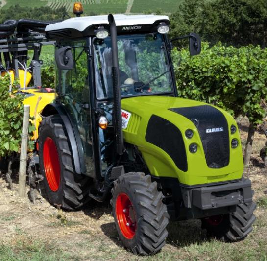 Photo du Tracteurs agricoles Nexos 230 VE / VL / F
