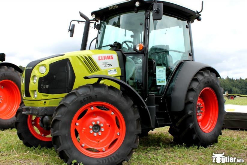 Photo du Tracteurs agricoles Atos 230