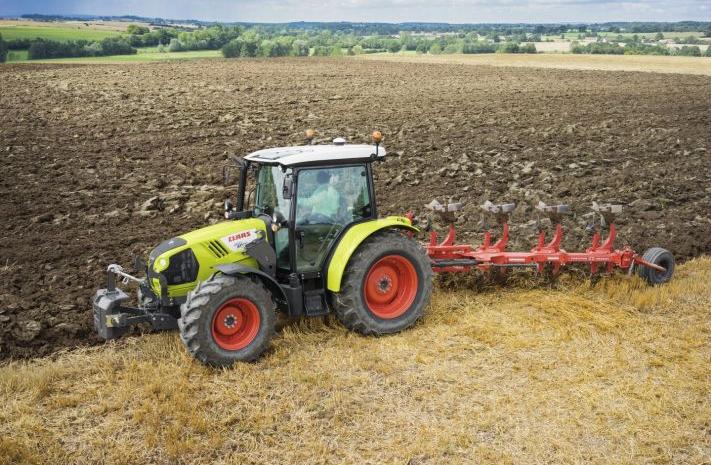Photo du Tracteurs agricoles Atos 240