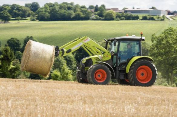 Photo du Tracteurs agricoles Atos 340