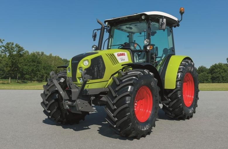 Photo du Tracteurs agricoles Atos 350