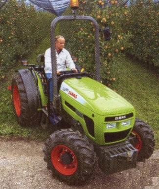 Photo du Autres tracteurs RB 130