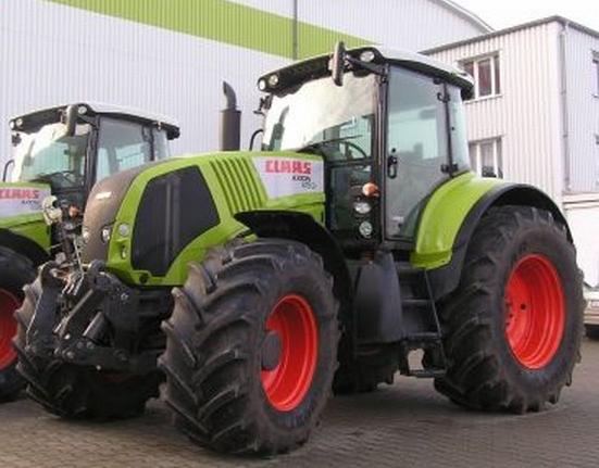Photo du Tracteurs agricoles Axion 820