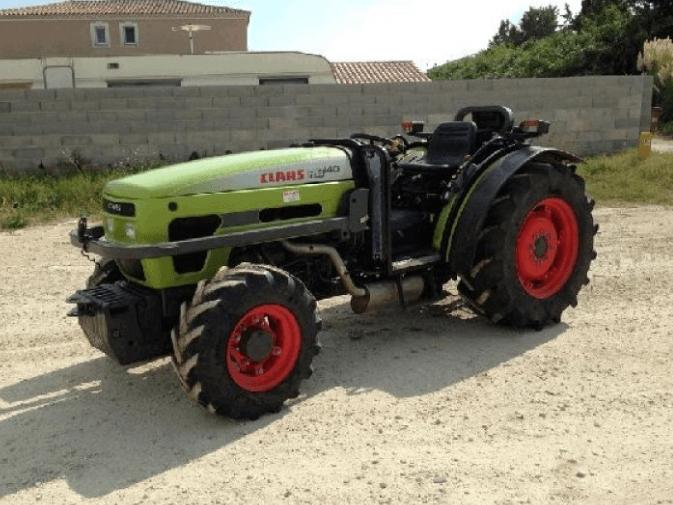 Photo du Autres tracteurs RB 160