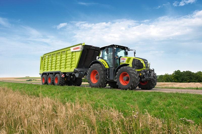 Photo du Tracteurs agricoles Axion 840