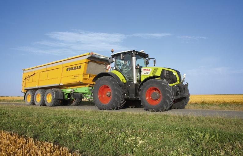 Photo du Tracteurs agricoles Axion 870
