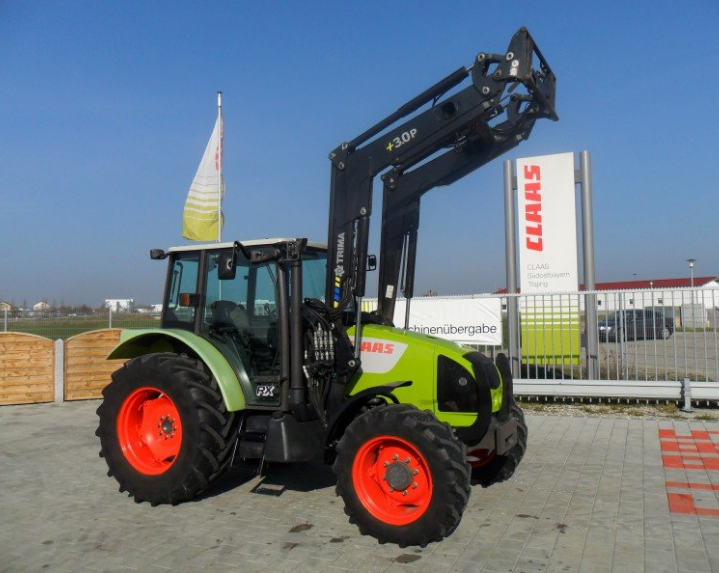 Photo du Tracteurs agricoles Celtis 426 RX Plus