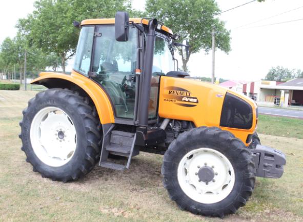 Photo du Tracteurs agricoles Ares 546 RX