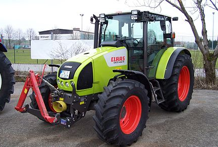 Photo du Tracteurs agricoles Celtis 436 RA Plus