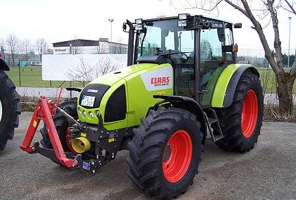 Photo du Tracteurs agricoles Celtis 436 RA Plus