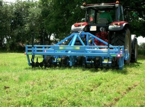 Photo du Vibroculteurs/ Combinés de préparation de sols Actiflore