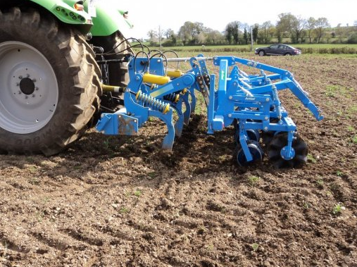 Photo du Strip-Till Strip Sol