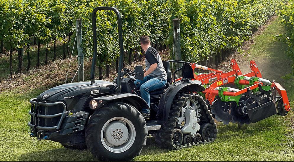 Photo du Tracteurs fruitiers Mach 2