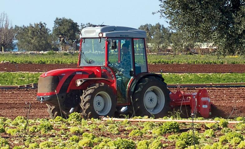 Photo du Tracteurs fruitiers TRG Ergit 100