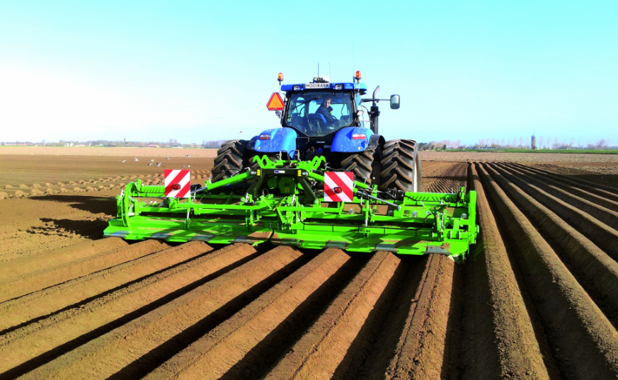 Photo du Cultivateur rotatif GE-Force