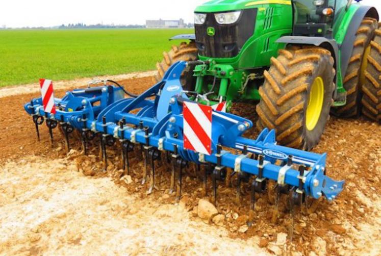 Photo du Vibroculteurs/ Combinés de préparation de sols BRIZLAB modèle L