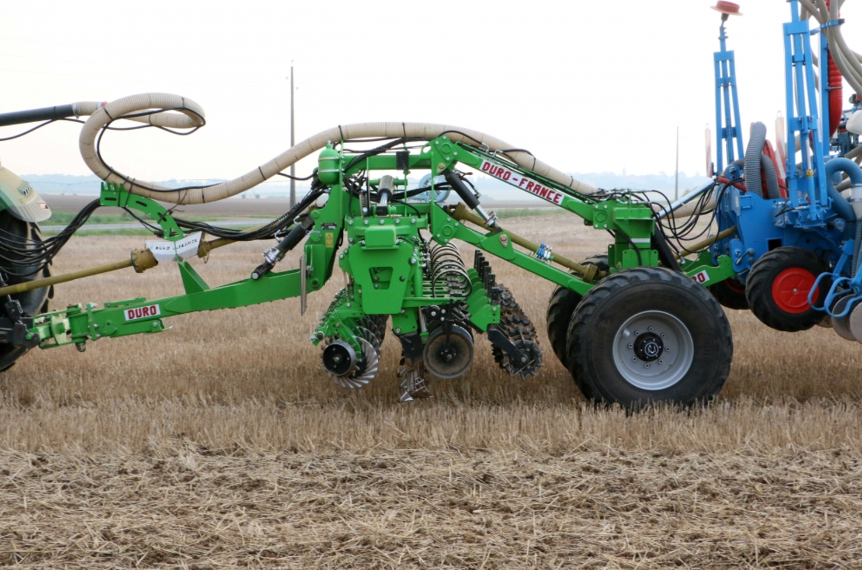 Photo du Strip-Till Strip Till Plus