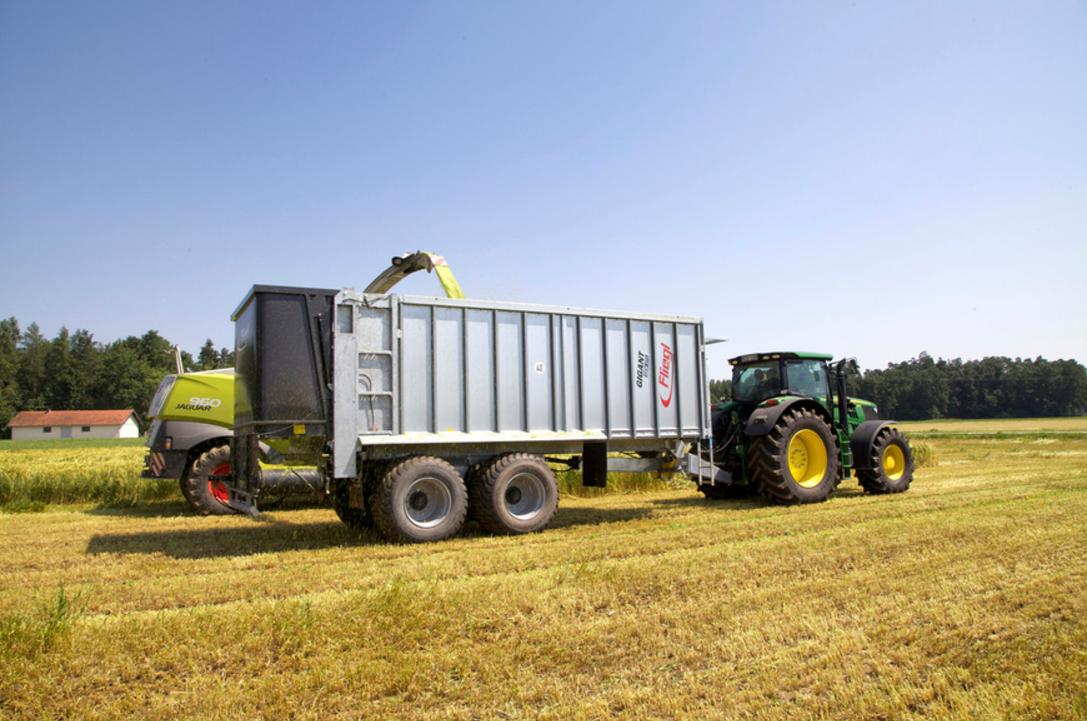 Photo du Remorques agricoles ASW