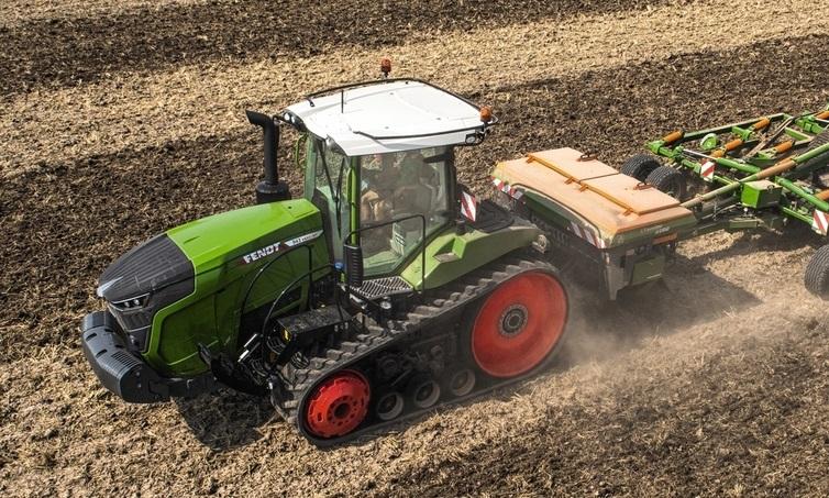 Photo du Tracteurs agricoles 938 MT