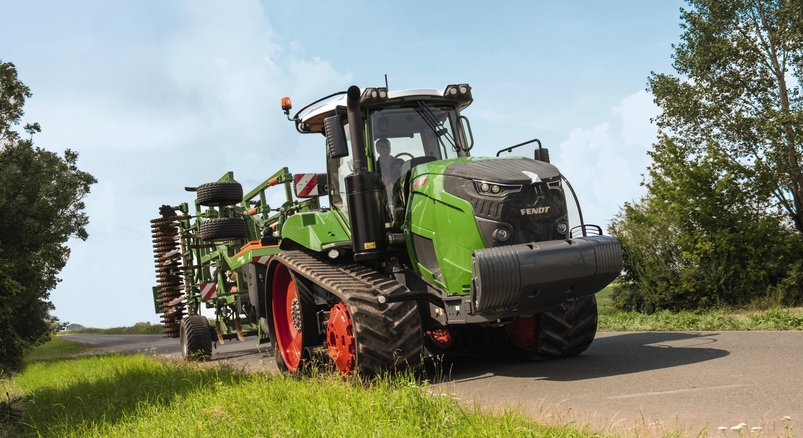 Photo du Tracteurs agricoles 943 MT