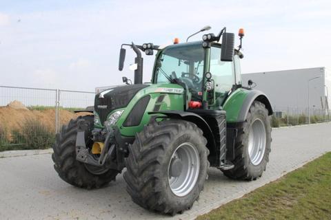 Photo du Tracteurs agricoles 716 Vario