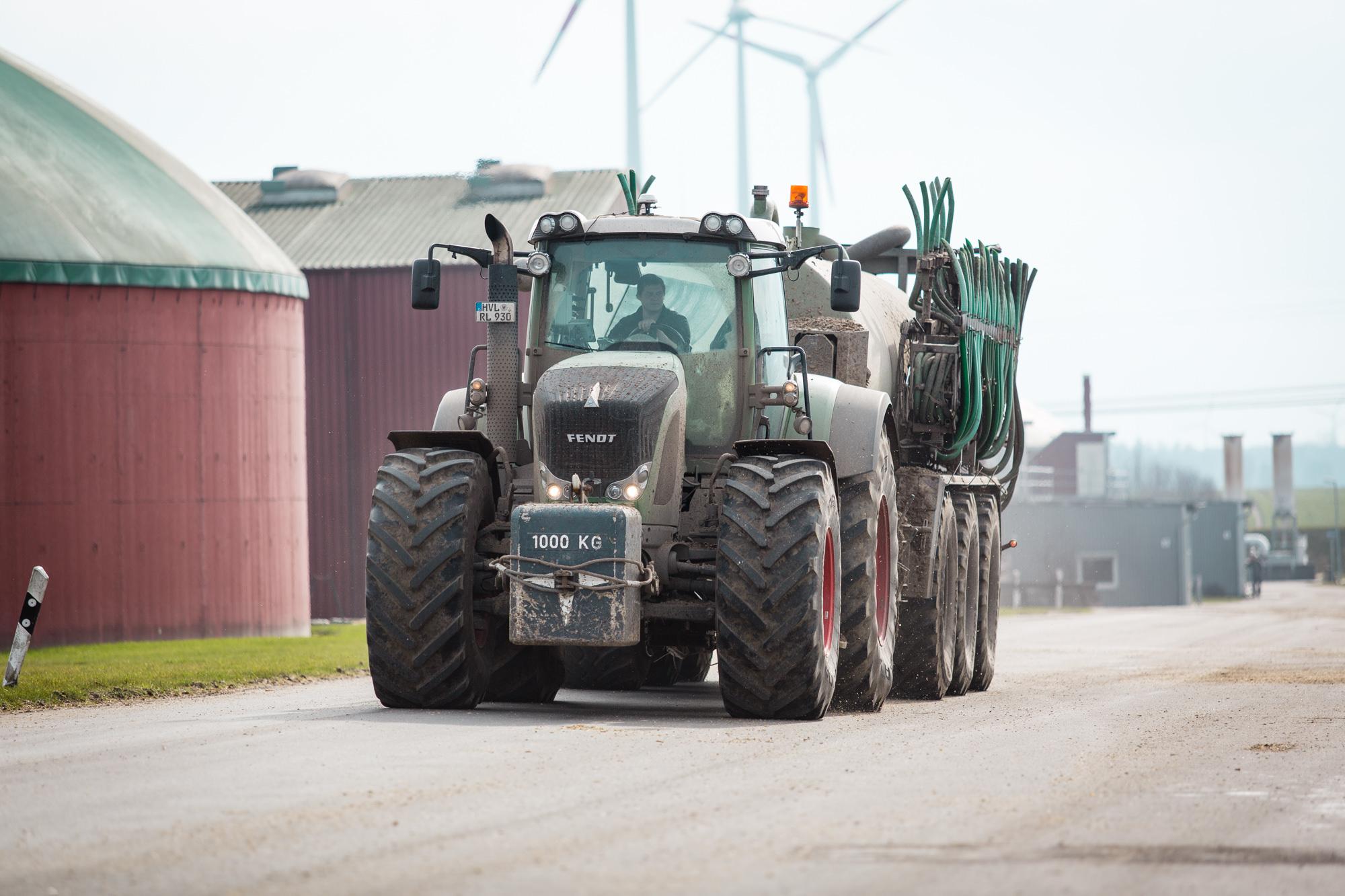 Photo du Tracteurs agricoles 930 Vario