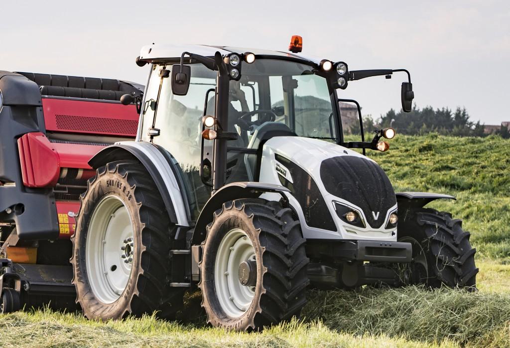 Photo du Tracteurs agricoles A 114