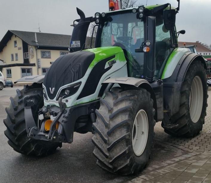 Photo du Tracteurs agricoles T 174e