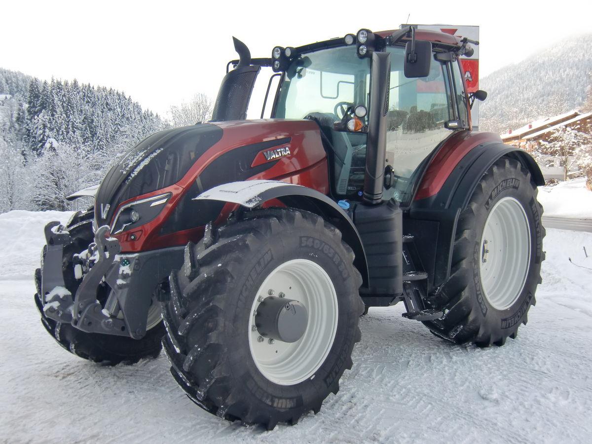 Photo du Tracteurs agricoles T 214