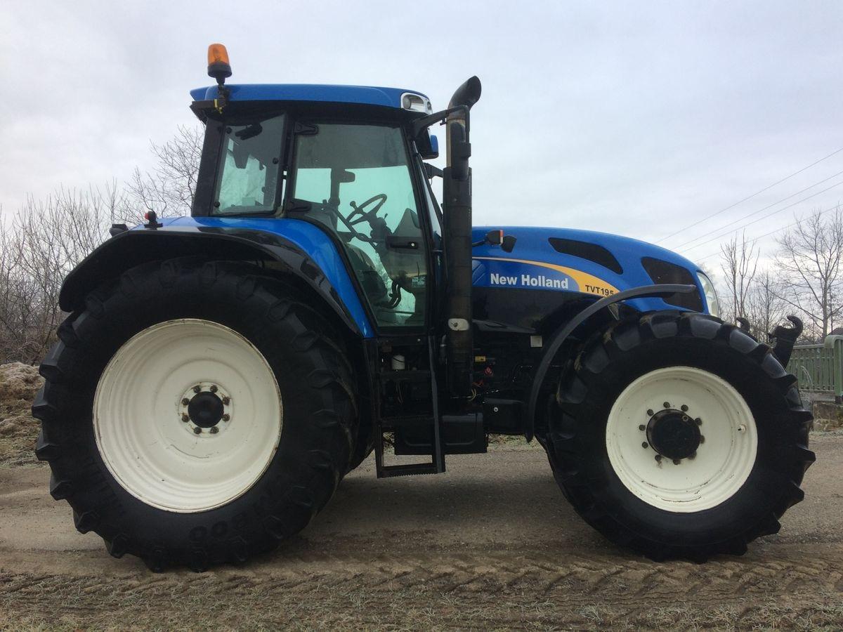 Photo du Tracteurs agricoles TVT 195