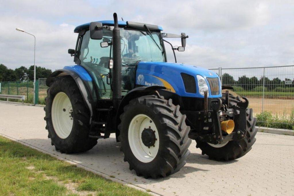 Photo du Tracteurs agricoles TSA 115