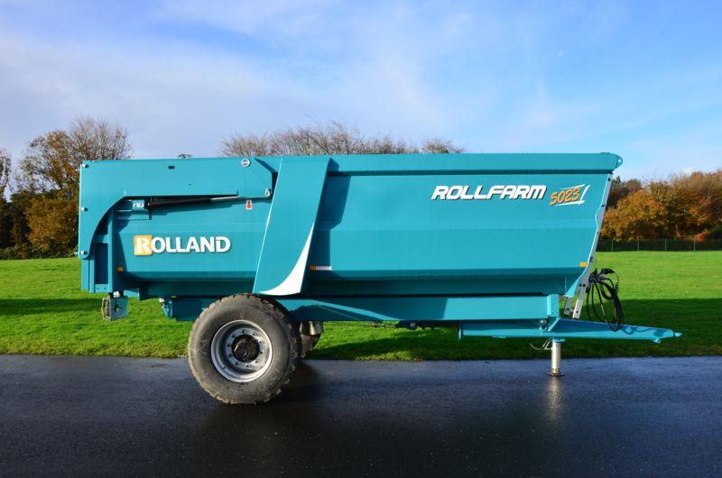 Photo du Remorques agricoles ROLLFARM 5023