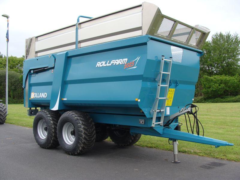 Photo du Remorques agricoles ROLLFARM 5025