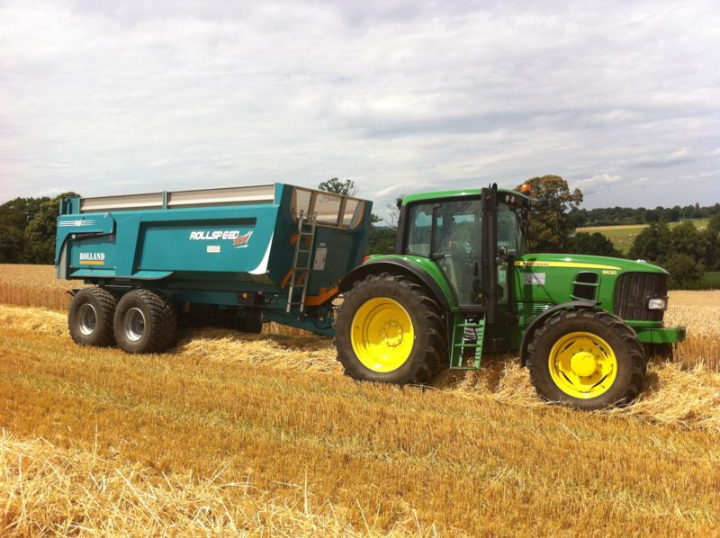 Photo du Remorques agricoles ROLLSPEED 5830