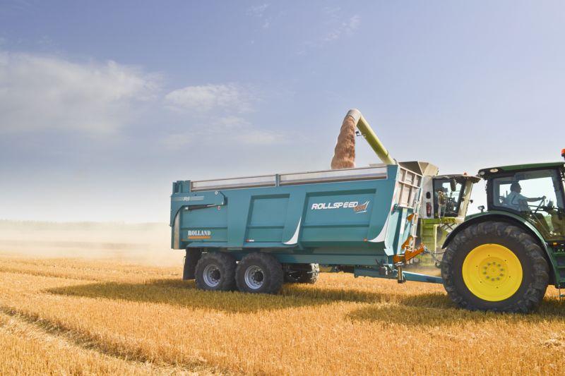 Photo du Remorques agricoles ROLLSPEED 6332