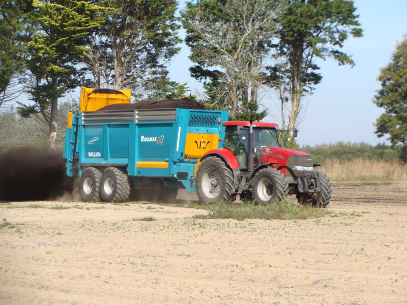 Photo du Epandeurs à fumier et composts ROLLMAX 7130