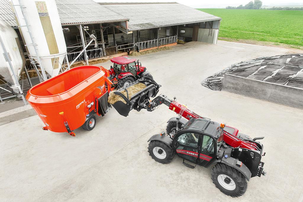 Photo du Chargeurs télescopiques Farmlift 742