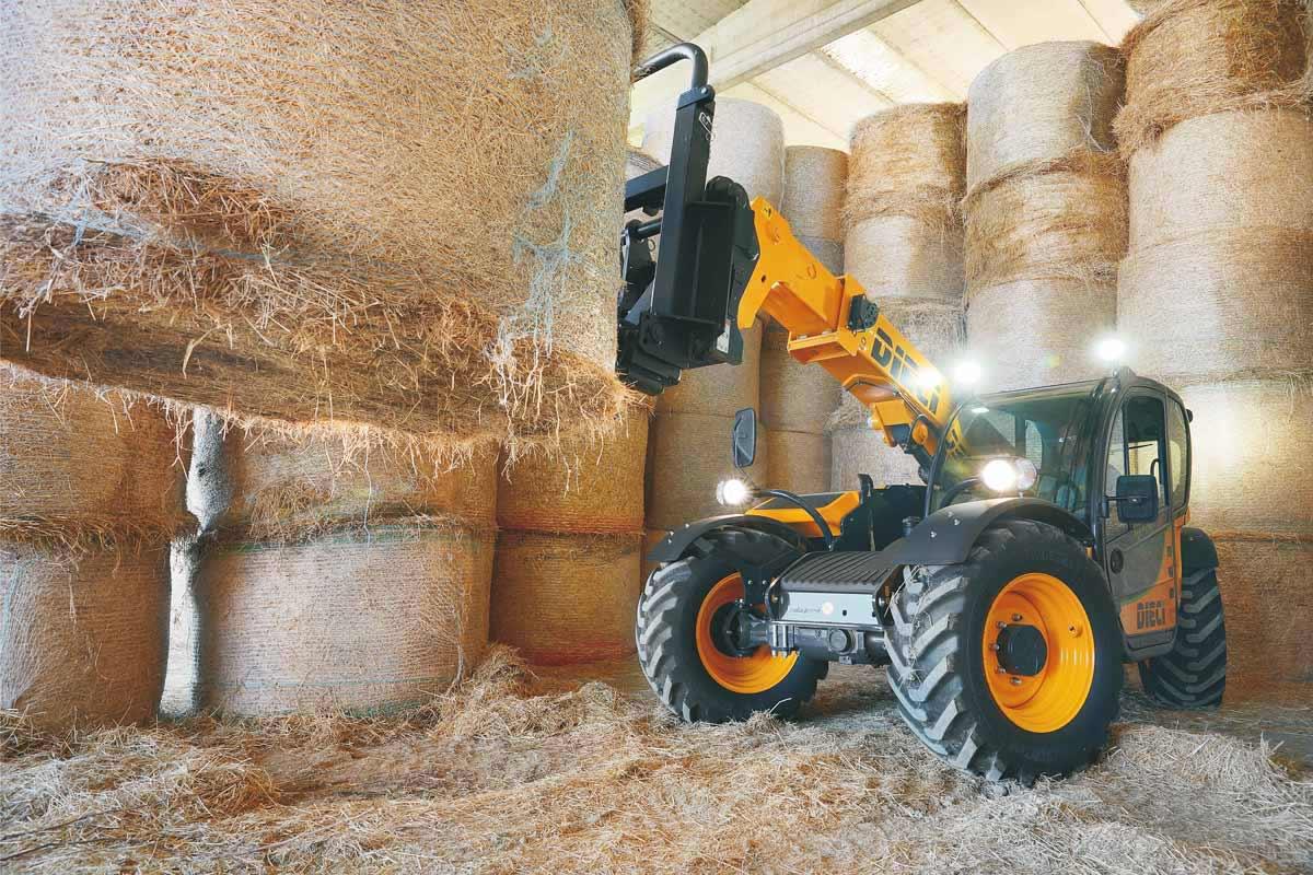 Photo du Chargeurs télescopiques Agri Farmer 28.7