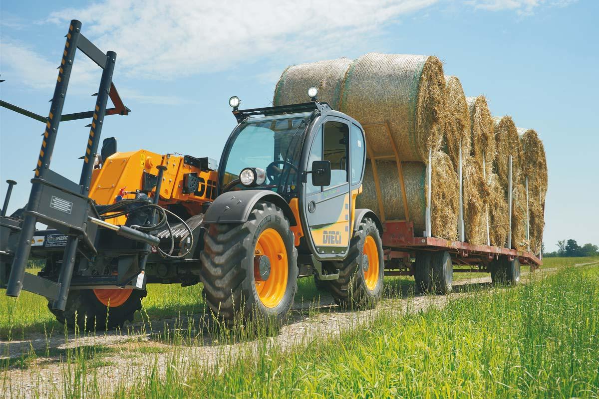 Photo du Chargeurs télescopiques Agri Farmer 28.9