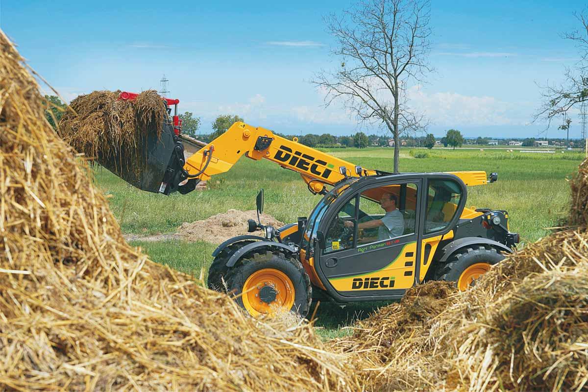 Photo du Chargeurs télescopiques Agri Farmer 30.7