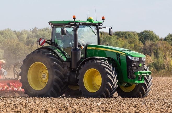 Photo du Tracteurs agricoles 8370R
