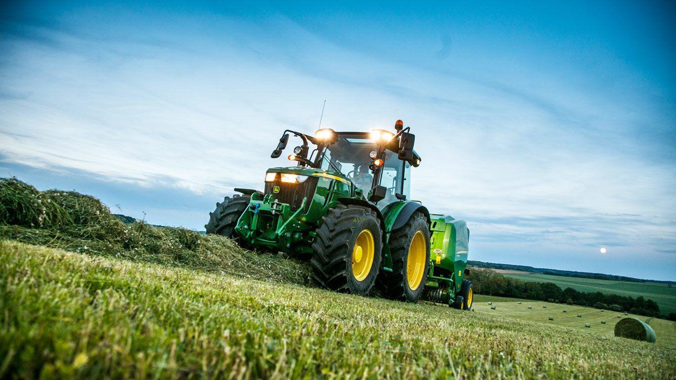 Photo du Tracteurs agricoles 5115R