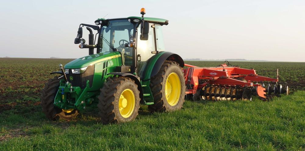 Photo du Tracteurs agricoles 5125R