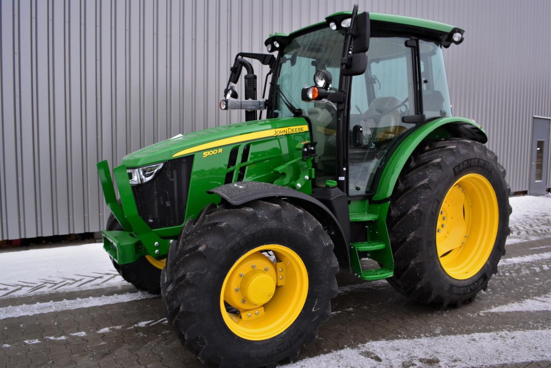 Photo du Tracteurs agricoles 5100R