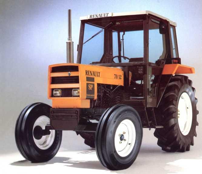 Photo du Tracteurs agricoles 70-12 SP
