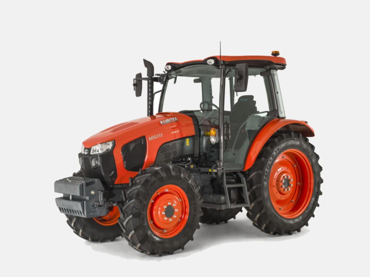 Photo du Tracteurs agricoles M5111 A DTHQ