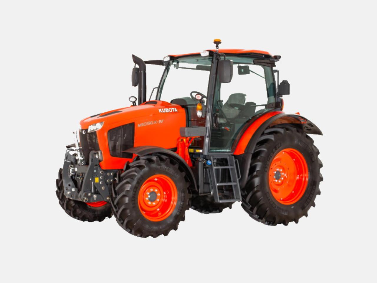 Photo du Tracteurs agricoles M115GX-IV
