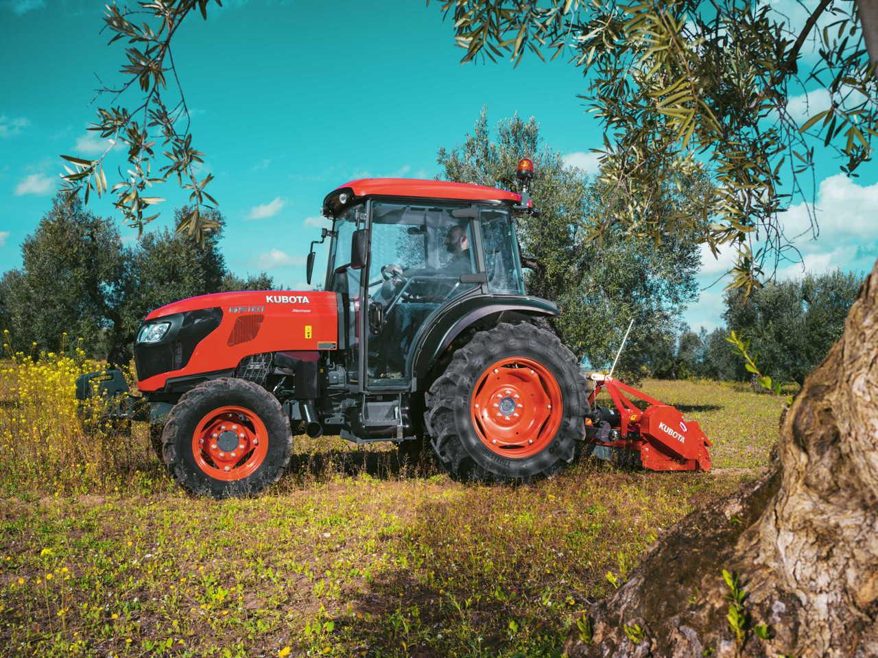 Photo du Tracteurs fruitiers M5071 N