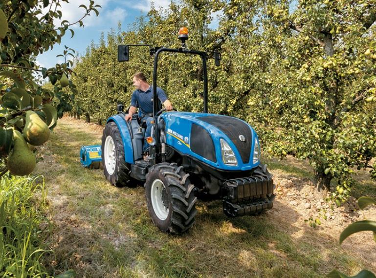 Photo du Tracteurs fruitiers T3.80F