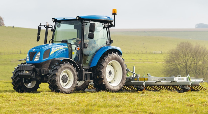 Photo du Tracteurs agricoles T4.65S